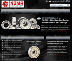noma bearing