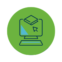lead generation for manufacturers content icon