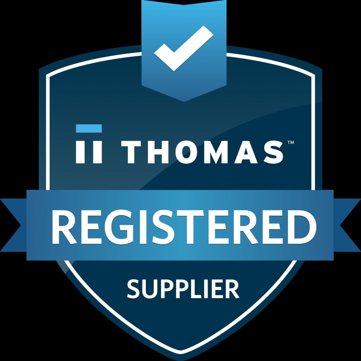 Registered Supplier Badge