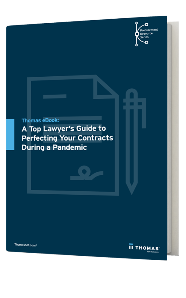 A Top Lawyer's Guide to Perfecting Your Contracts During a Pandemic